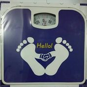 Q2-111 Timbangan Badan 130kg Mechanical Personal Scale High Precision (5810151) di Kab. Bekasi