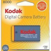 Baterai Kodak KLIC-8000/ KLIC8000 (5815815) di Kota Lubuk Linggau