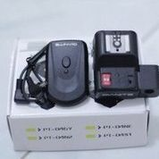 Wireless Flash Trigger PT-04NE bisa flash utk lampu payung