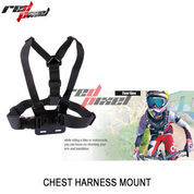 CHEST HARNESS MOUNT FOR GOPRO
