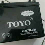 aki toyo gm7b 4b