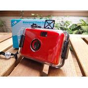 LOMO Waterproof Card Type 35mm Film Camera (5918109) di Kota Jakarta Barat