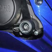 Aksesoris Yzf R15 Cover Engine / Frame slider Ori Yamaha (5967851) di Kota Jakarta Barat