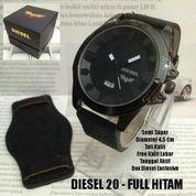 Jam tangan Keren Diesel Batman Hitam Full Black Cowo Cool (5976893) di Kota Jakarta Barat