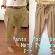 celana pants mocca (5979475) di Kota Jakarta Barat