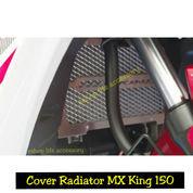 Aksesoris Cover Penutup Radiator original Yamaha Jupiter mx king 150 (5981511) di Kota Jakarta Barat