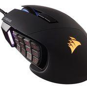 Corsair Gaming Mouse Scimitar RGB CH-9000231-AP (5993073) di Kota Jakarta Barat