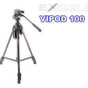 TRipod bagus EXCELL VIPOD 100 ( FLUID HEAD) (5994419) di Kota Lubuk Linggau