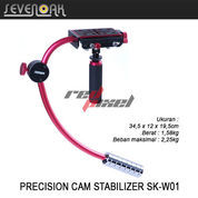 SEVENOAK PRECISION CAM STABILIZER SK-W01 (5999945) di Kota Jakarta Barat