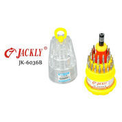 31 in 1 Precision Screwdriver Professional Repair Tool Kit - K-6036B (6011629) di Kota Bogor