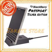 Blackberry Passport Silver Edition Sync Pod ( Docking Charger ) (6014235) di Kota Jakarta Barat
