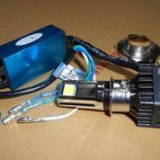Lampu Led Motor 2 sisi Premium headlight High Quaity Utama