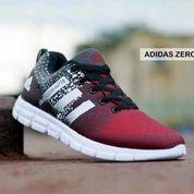 Sepatu running jogging senam adidas adizero hitam gradasi maroon (6017809) di Kab. Bandung