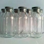 Botol Kaca Tutup Karet 120ml (Rekondisi) Untuk AS dan lainnya (6019031) di Kota Tangerang