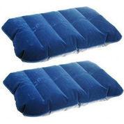 Bantal Angin / Inflatable PVC Neck Pillow High Rest - H0T019 (6020639) di Kota Bogor