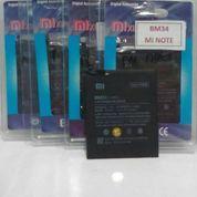 Baterai Batre Xiaomi Mi Note BM34 3010 mAh Original 99% Battery Batrei (6021715) di Kota Jakarta Barat