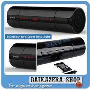 Bluetooth NFC Super Bass Light Sense Touch Portable Speaker (6022901) di Kota Bogor