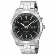 Jam Tangan Seiko SMY103P1 Kinetic Silver Black (6023361) di Kota Jakarta Barat