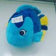 Boneka karakter hewan air laut ikan hias akuarium Blutang Fish grade super ORI SNI NEW murmer kualitas eksport (6093937) di Kota Jakarta Selatan