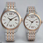 Christ Verra 70139G-14 Dan 70140L-14 Silver Rosegold Couple Original (6159687) di Kota Jakarta Barat