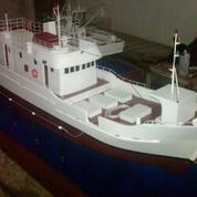 Miniatur Kapal Indonesia