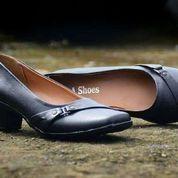 FREE ONGKIR !!! Sepatu kerja kulit wanita R.A pantofel (6212947) di Kab. Bandung