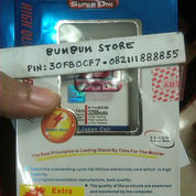 BATERAI SONY XPERIA E C1505 DOUBLE POWER 3200mah (652522) di Kota Jakarta Selatan