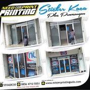 Pusat Bikin Stiker Kaca Oneway di Solobaru Colomadu Kartosuro Surakarta bisa pasang juga (6554543) di Kota Surakarta