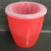 Pot Hidroponik (Cup) Wick System - Merah (6570357) di Kota Tangerang