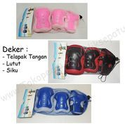 Deker Sepatu Roda Anak / Skateboard (Pelindung Siku, Lutut, Tangan) (6574843) di Kab. Jombang