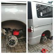 SCD Spring Buffer/ Sport Damper For Daihatsu Luxio