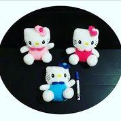 "Boneka Hello kitty yoyo 8"" inchi kurleb 21cm (6681839) di Kota Jakarta Selatan"