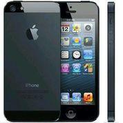 IPHONE 5 64GB BLACK - GARANSI 1 TAHUN DISTRIBUTOR (6717417) di Kota Jakarta Barat
