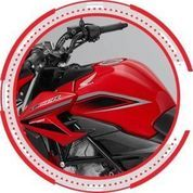 Tangki Bensin Honda CB150R Merah Original, Ready Stock