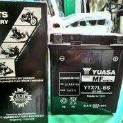 Aki / Battery Yuasa Kawasaki KLX, KSR Original, Ready Stock