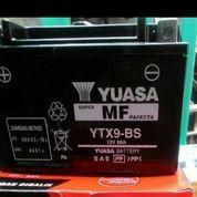 Aki / Battery Yuasa Kawasaki Ninja 250FI, 250R Original, Ready Stock