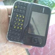 HP Nokia 6760s hitam normal