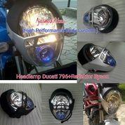 Headlam Ducati 796 Byson+Reflektor
