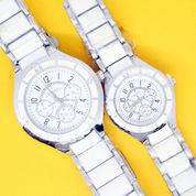 Jam Tangan Chanel Couple 02