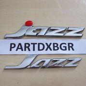 Emblem Logo Untuk Honda Jazz Tulisan Jazz (7185297) di Kota Bogor