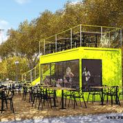 MINI KIOS CAFE RESTO KANTAINER FOODTRUCK (7230573) di Kab. Malang