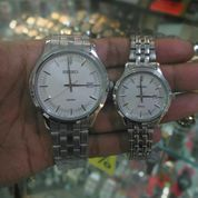 Seiko Couple Original SUR141P1-GAN Silver (7232955) di Kota Malang