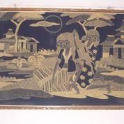 Lukisan Batik Antik (7257059) di Kota Yogyakarta