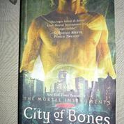 City Of Bones Karangan Cassandra Clare (7278187) di Kota Yogyakarta