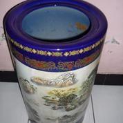 Guci Keramik Motif Cina (7312273) di Kota Yogyakarta