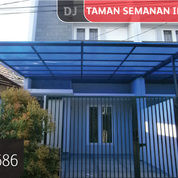Rumah Taman Semanan Indah, Jakarta Barat, Brand New, 4x15m, 2 Lt (7314491) di Kota Jakarta Barat