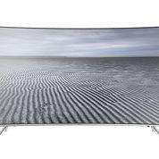 "LED TV SAMSUNG SUPER ULTRA HD CURVED SMART TV 49"" UA49KS7500K (7348589) di Kota Jakarta Barat"