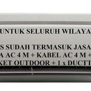 AC DAIKIN INVERTER 1 PK FT-KV25NVM4 (FREON R32, 220-850WATT)