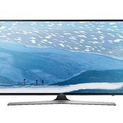 "LED TV SAMSUNG ULTRA HD SMART TV 40"" UA40KU6000K (7352881) di Kota Jakarta Barat"