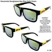 Kacamat / unglasse / yewear spy rise full set-green (7354313) di Kota Bekasi